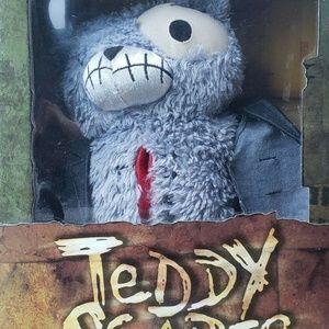 """Teddy Scares Series 1 Hester Golem, 12"""" Teddy Bear"""